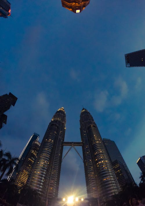 Foto profissional grátis de arquiteturas, Ásia, cidade, construção
