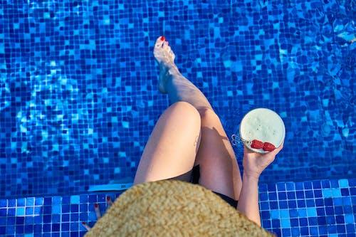 Photos gratuites de amusement, bassin, billard, bleu