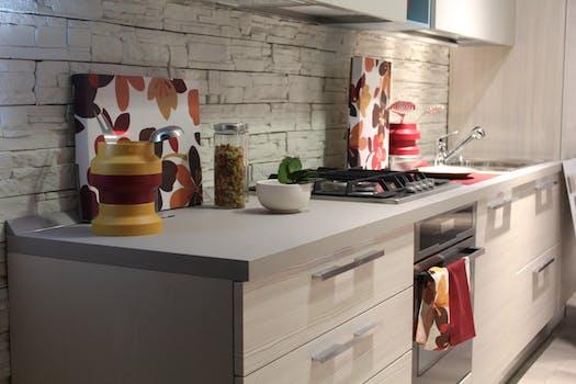 Free stock photo of house, table, luxury, kitchen