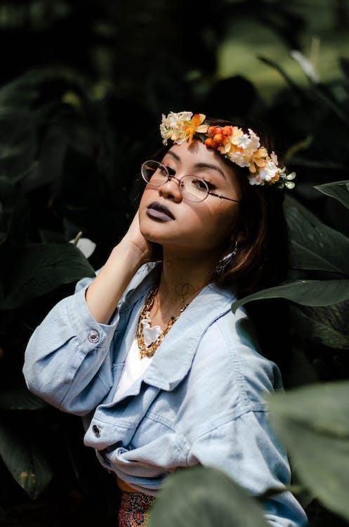 popxpexelsxkl, アイウェア, アジアの女性