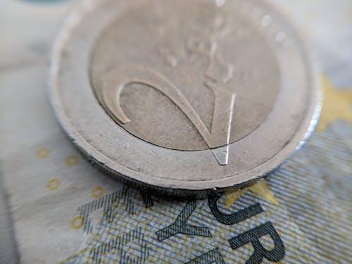 Ảnh lưu trữ miễn phí về ảnh macro, Châu Âu, euro, kiếm tiền