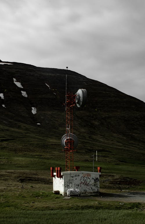 Foto stok gratis bangunan terlantar, diabaikan, gunung