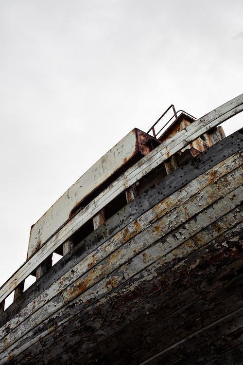 Imagine de stoc gratuită din abandonat, degradare, epavă, navă