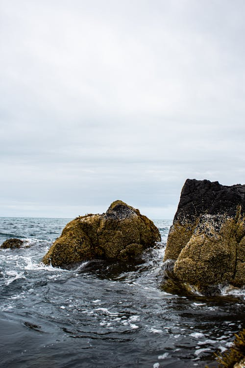 Free stock photo of rock formation, rock formations, rocks, water