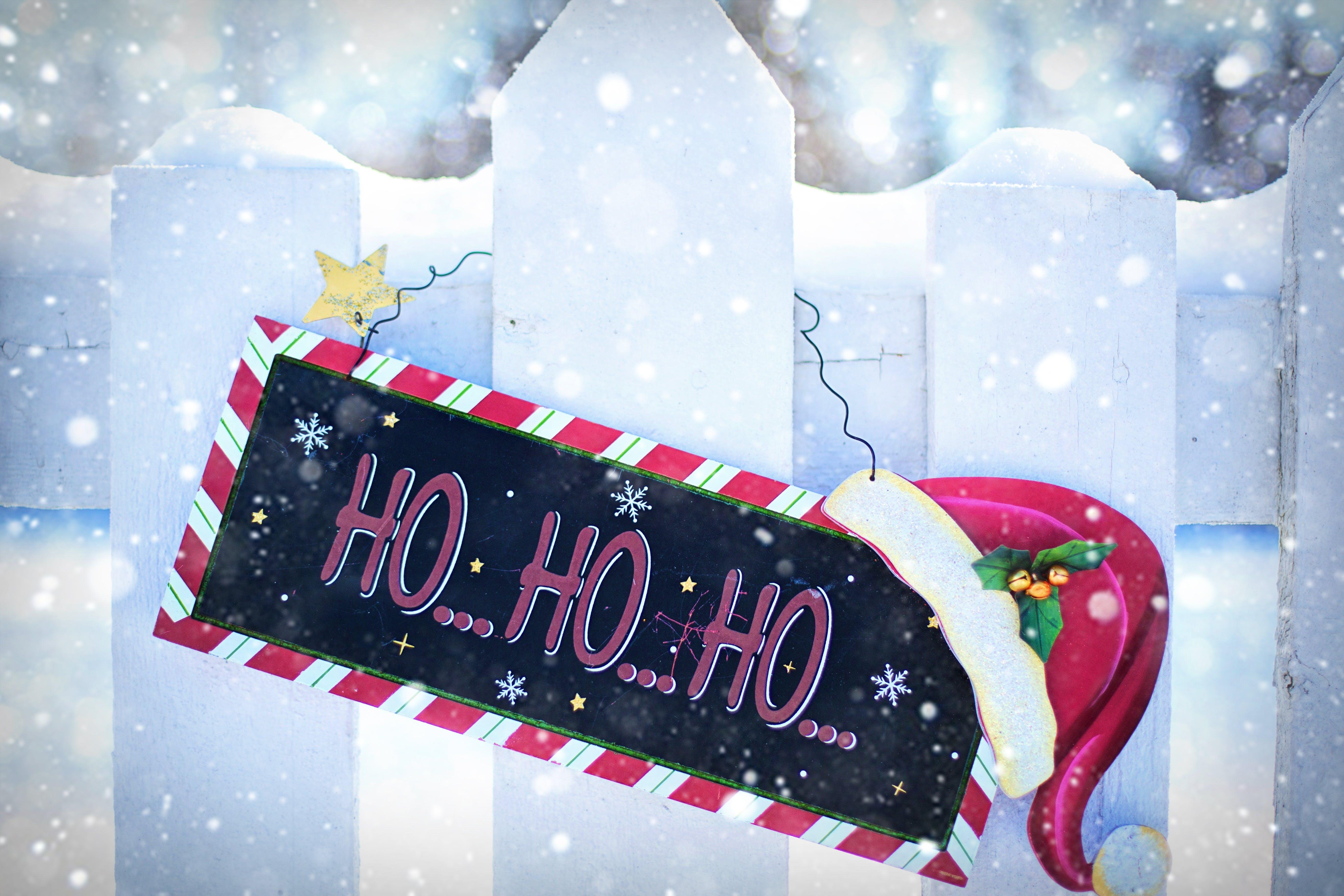 Free stock photo of holiday, winter, design, decoration