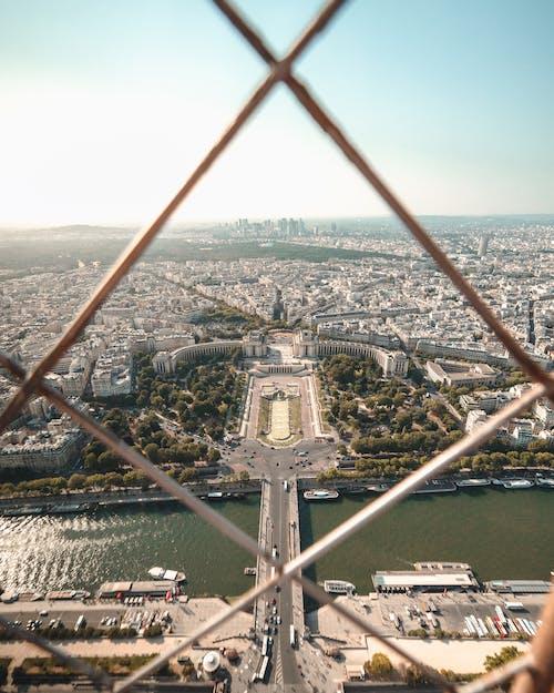 Aerial Photo of City Of Paris