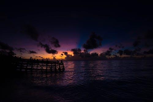 Free stock photo of beach, derawan, indonesia, sunrise