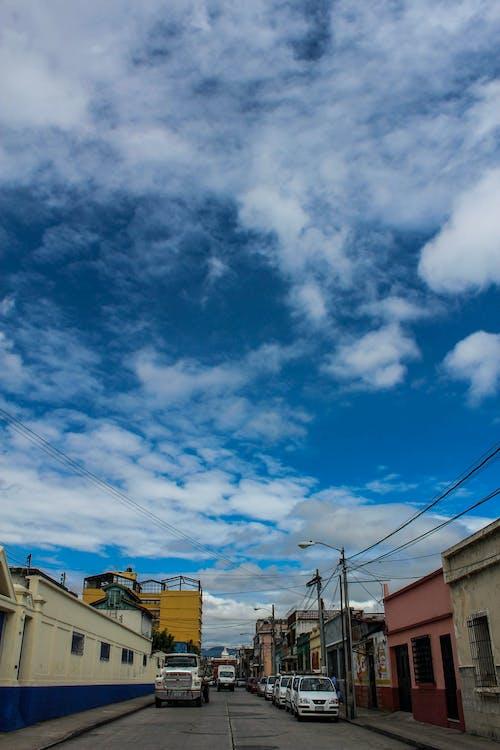 Free stock photo of city, clear sky, development, guatemala
