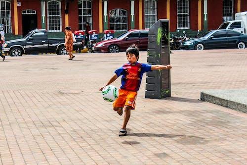 Free stock photo of boy, childhood, energy, guatemala