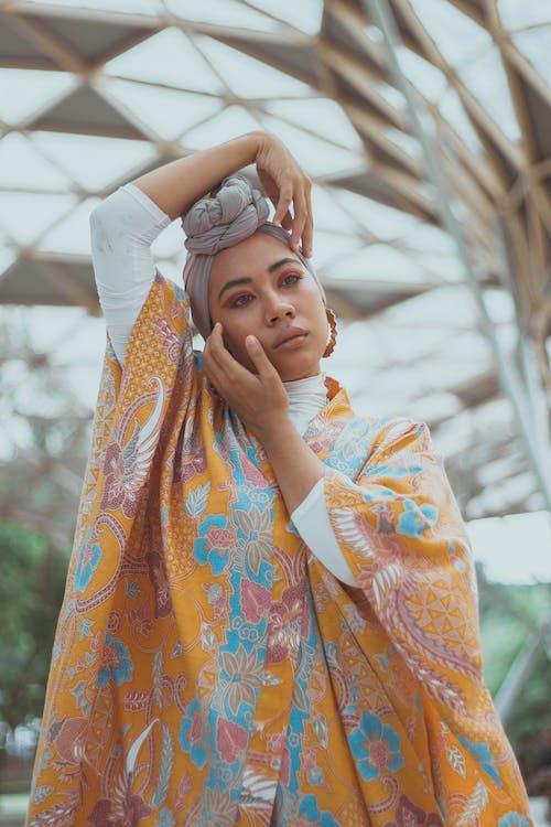 人, 傳統, 傳統服飾, 夏天 的 免費圖庫相片