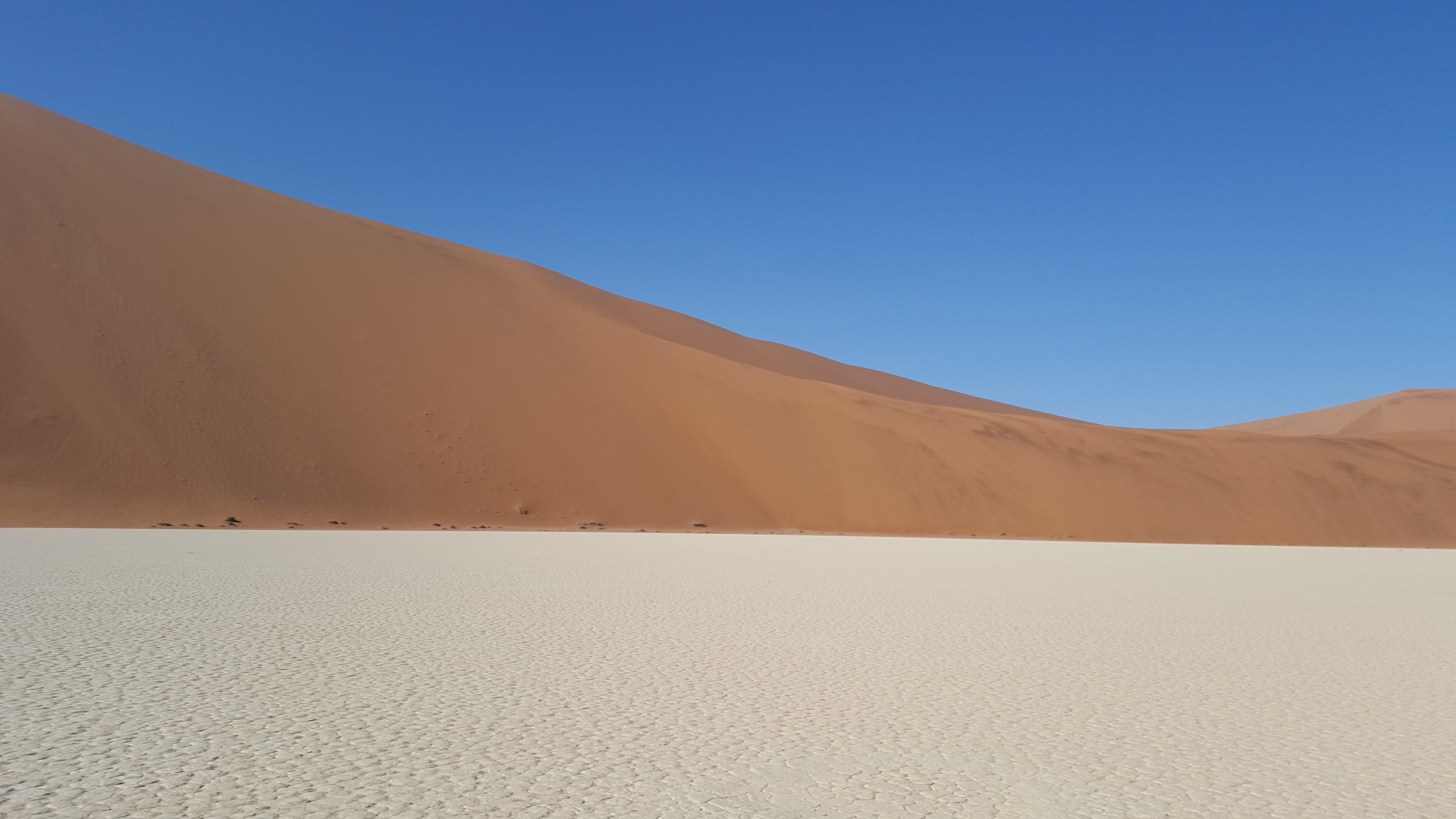 Free stock photo of desert, dune, enormous, landscape