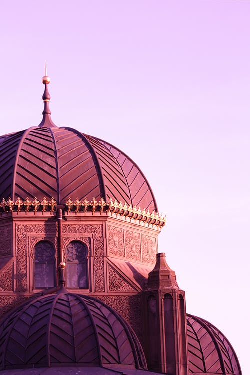 Brown Dome Building