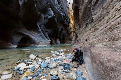 Бесплатное стоковое фото с вода, геологическое образование, геология, гора