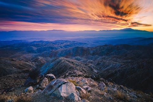 Gratis lagerfoto af bevægelse, bjerge, fotografering med tidsforkortelse, fredelig