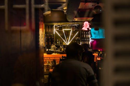 Foto d'estoc gratuïta de bar, cafeteria, colors, festa