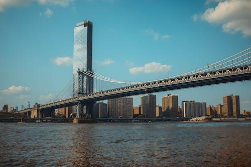 Бесплатное стоковое фото с архитектура, Архитектурное проектирование, вода, горизонт