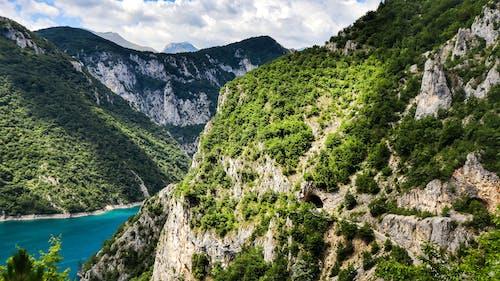 Foto d'estoc gratuïta de aventura, bell paisatge, embassament, Fons de pantalla 4k