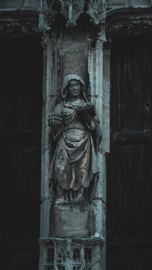Foto profissional grátis de abandonado, ancião, antigo, capela