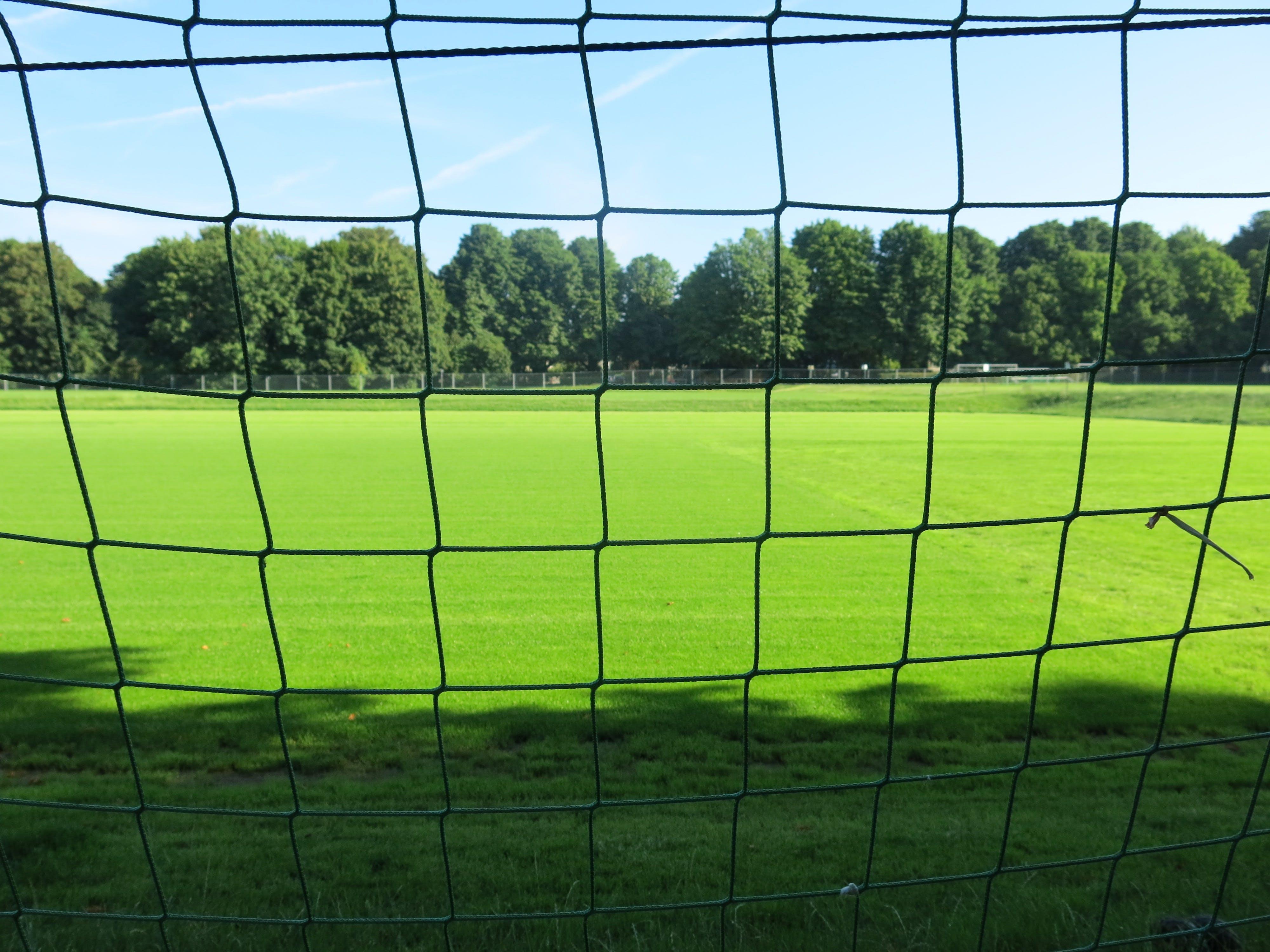 Free stock photo of club, football, football pitch, goal