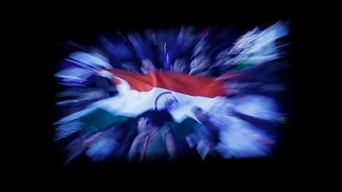 Immagine gratuita di bandiera, bandiera indiana, bandiera nazionale, canon