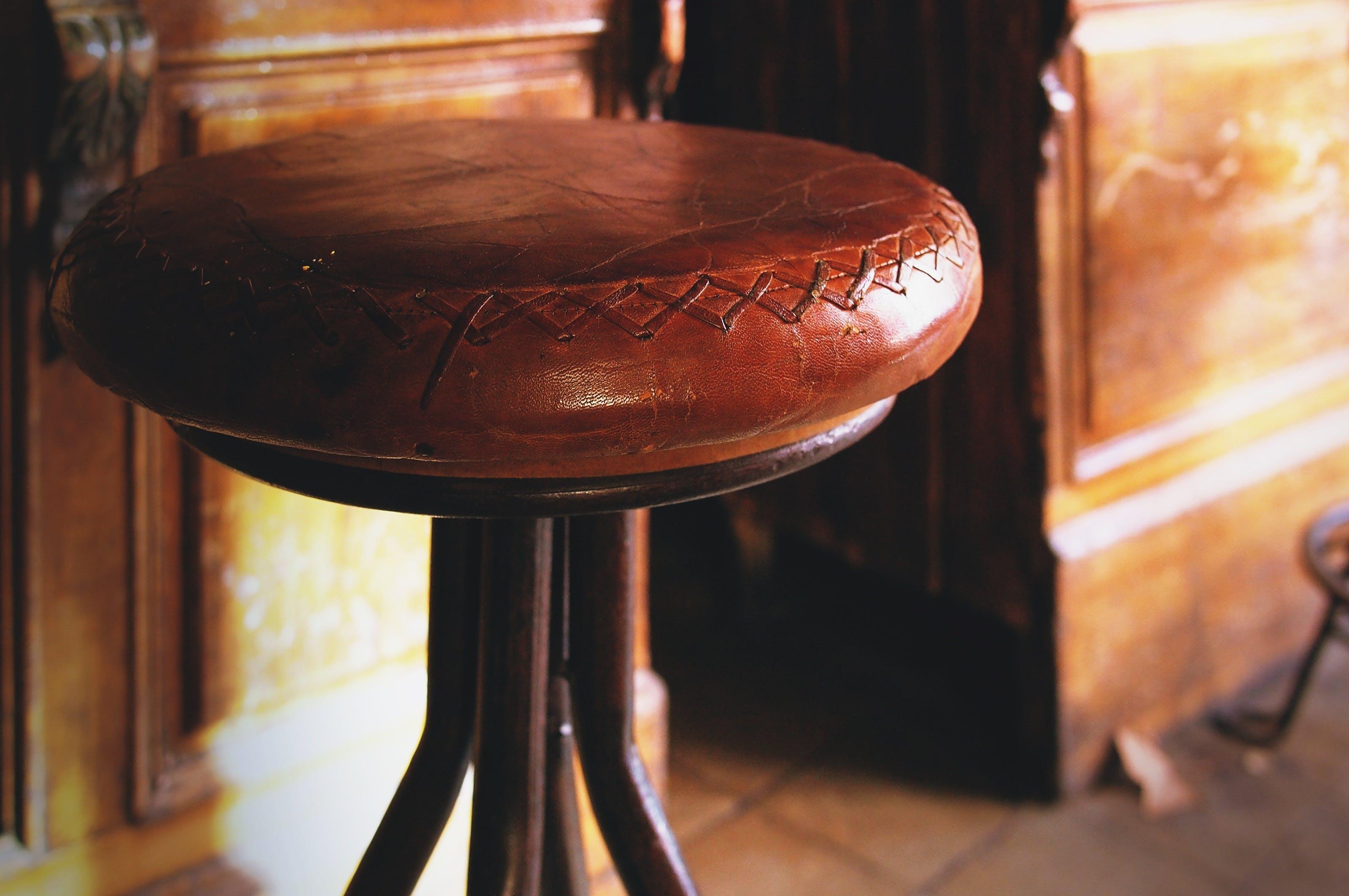 Free stock photo of bar, brown, café, chair