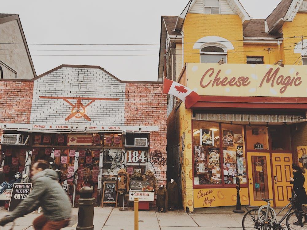 Free stock photo of canada, downtown toronto, toronto