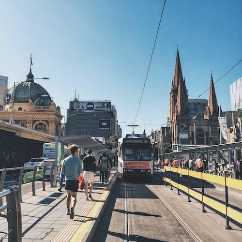 Free stock photo of melbourne, streetcar