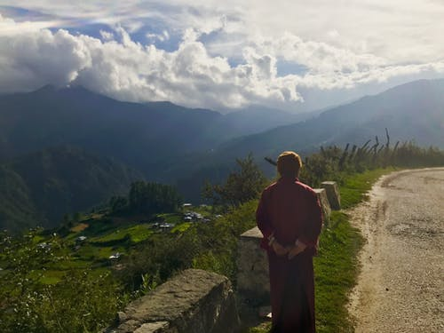 Free stock photo of beauty in nature, Bhutan, Buddhism, contemplating