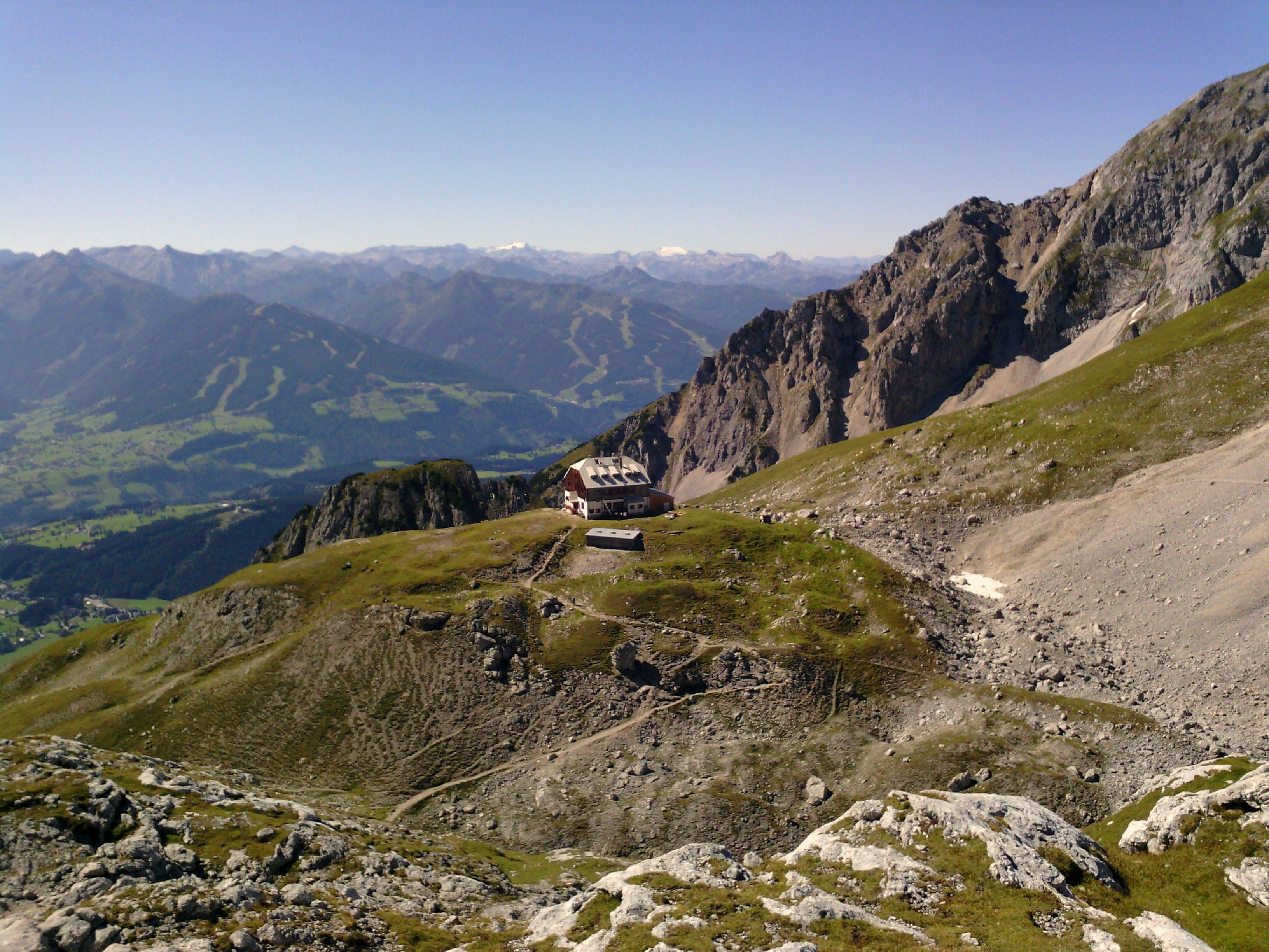 Free stock photo of mountains, hill, mountain, hiking