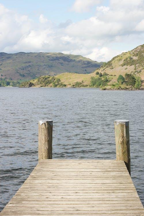 Fotos de stock gratuitas de distrito de los lagos ingleses, embarcadero, lago, paisaje