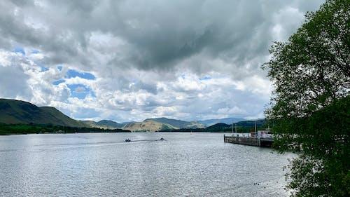 Ảnh lưu trữ miễn phí về đồi, hồ, những đám mây, núi