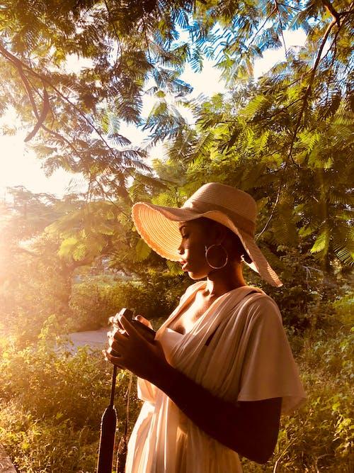Kostnadsfri bild av afroamerikan, avslappnat, elegant, etnisk