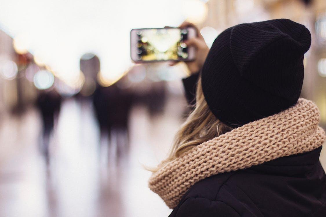 smartphone, Άνθρωποι, άνθρωπος