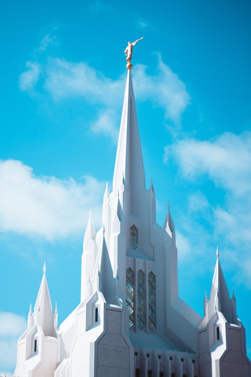 Foto stok gratis agama, Arsitektur, beken, bidikan sudut sempit