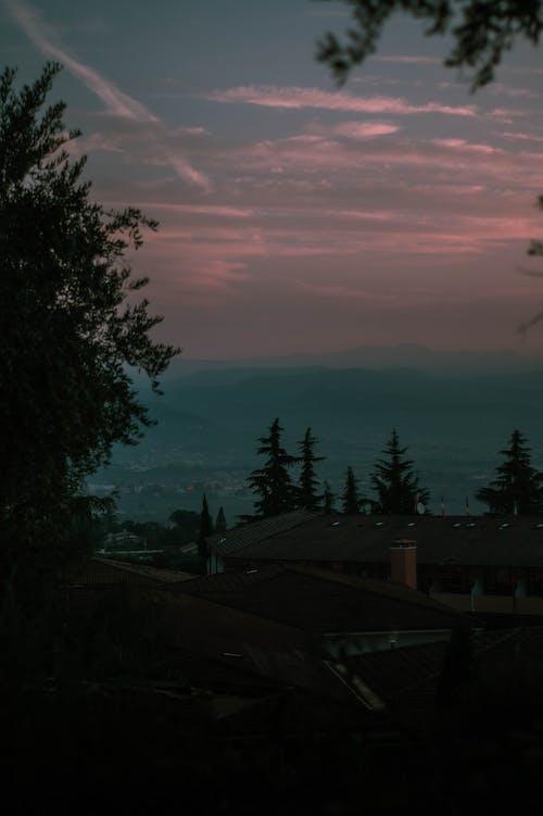 イタリア, ソニー, 山岳, 日の出の無料の写真素材