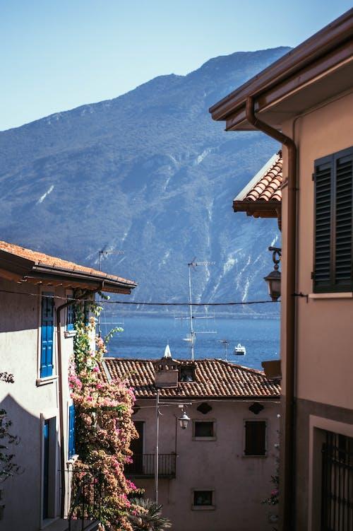 イタリア, ガルダ湖, ソニー, 家の無料の写真素材