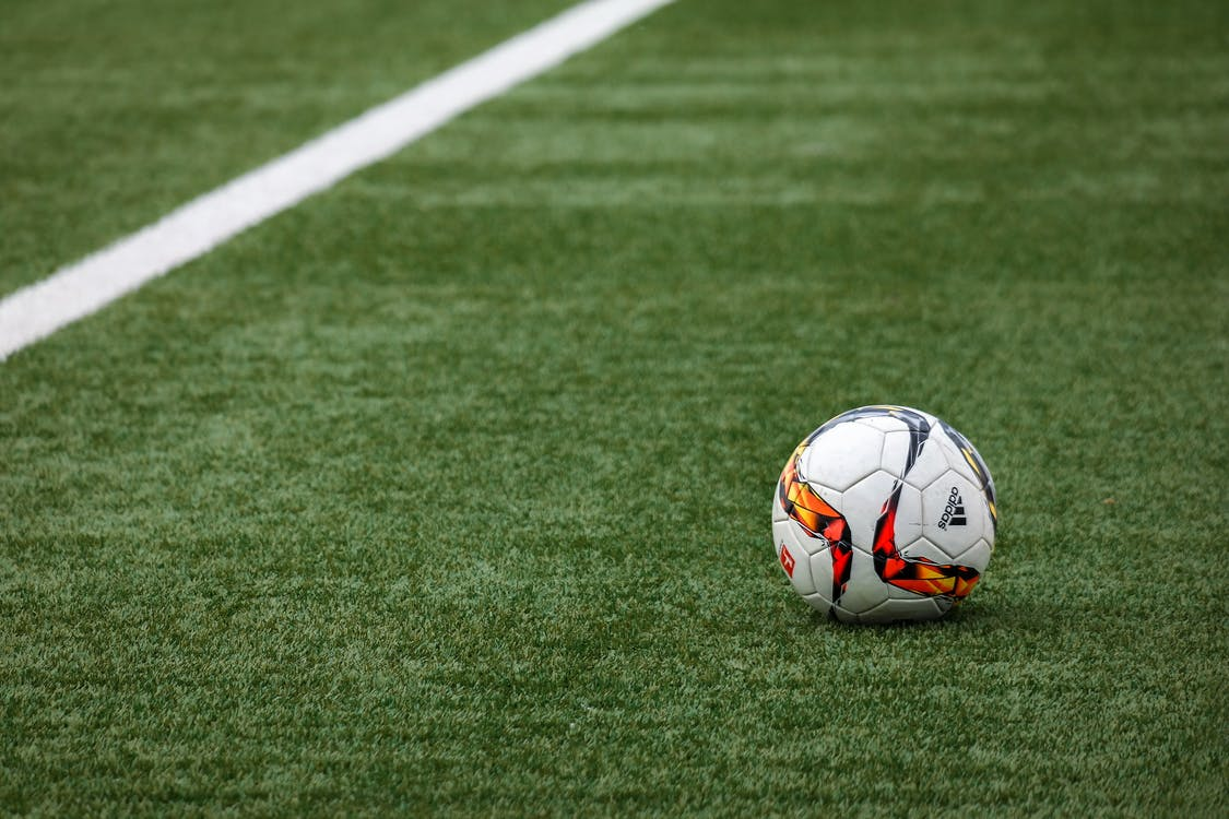 akcja, bawić się, boisko piłkarskie