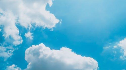 Základová fotografie zdarma na téma #mobilechallenge, malebný, modrá, mrak