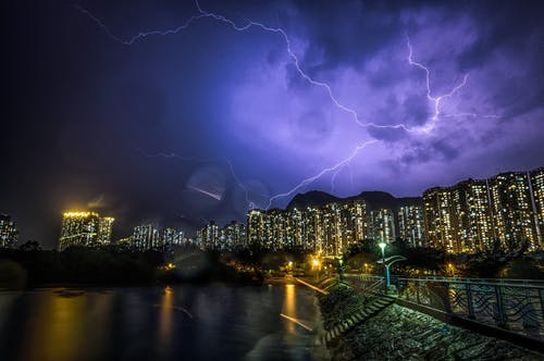 Photography of Thunder