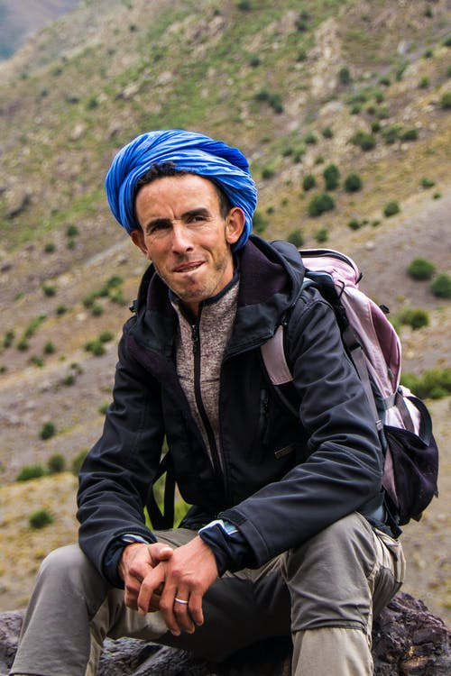 Free stock photo of expedition, guide, hiking, morocco
