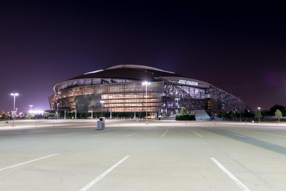 arena, at&t stadium, building