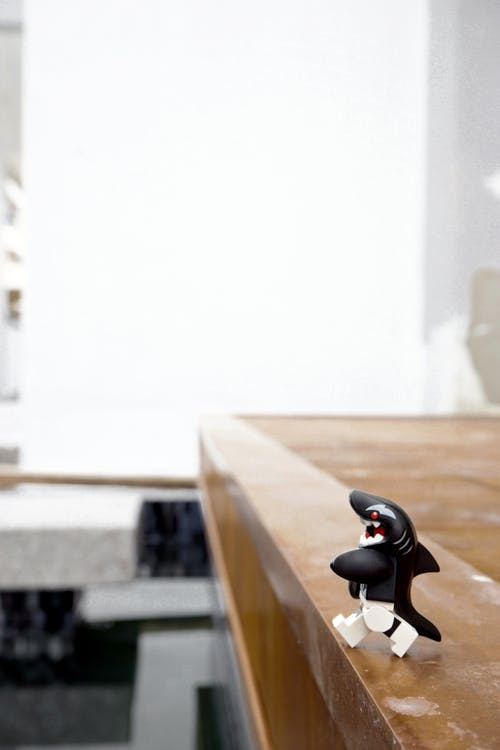 Безкоштовне стокове фото на тему «lego, minifigure, іграшка, акула»