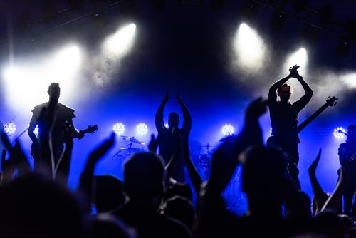 Free stock photo of audience, band, celebrate