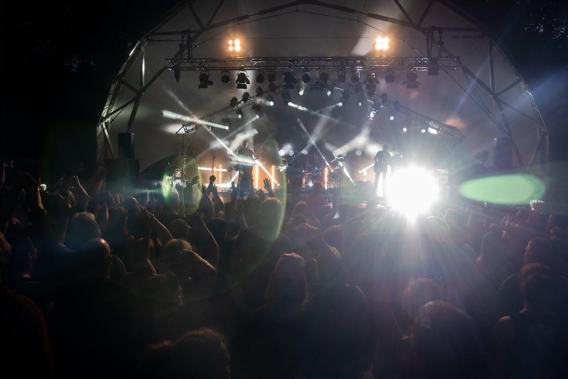 band, concert, evenement