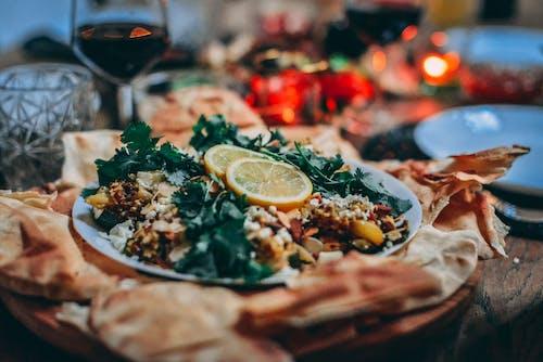 Fotos de stock gratuitas de cena, cocinado, comer con los dedos, comida