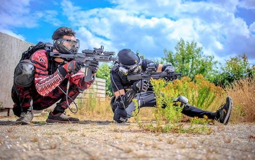 คลังภาพถ่ายฟรี ของ ar15, m4, speedqb, toygun