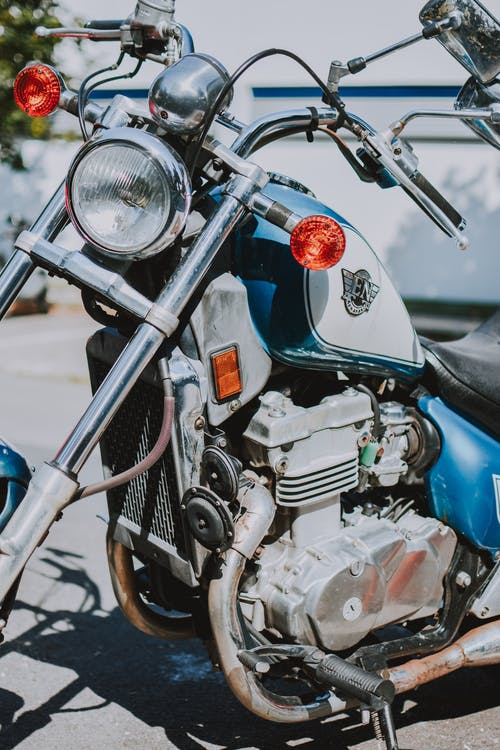 Immagine gratuita di bicicletta, moto, motocicletta, motore
