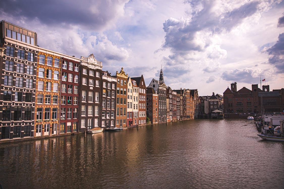 architecture, bateaux, bâtiments
