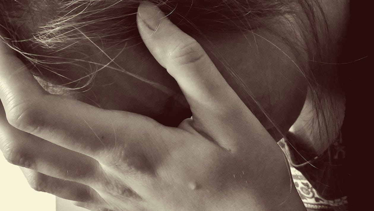 abuse, bent, broken heart