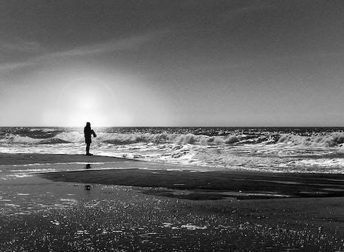 Ingyenes stockfotó johan bos beach hullámai apja gyermek témában